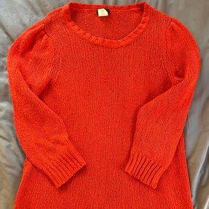 J Crew Knit Sweater
